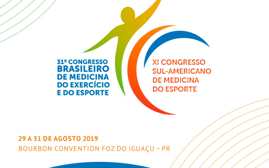 Congresso Brasileiro Medicina Esporte e Exercício
