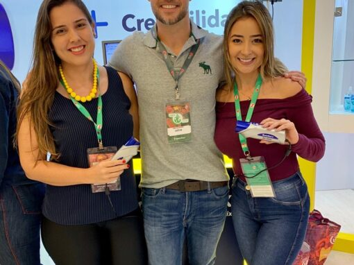 Nutricionistas Debora Mendes e Michelle Jota